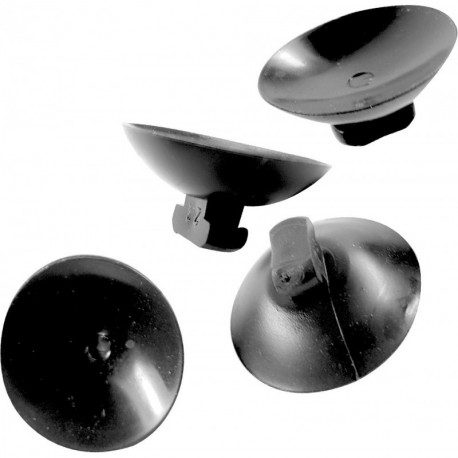 Tetra IN 800-1000 Plus/HT 25-300/EasyCrystal FilterBox 300 Haftsauger
