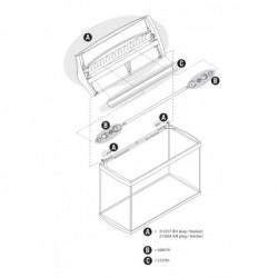 EasyCrystal FilterBox 600 Biologisches Gitter