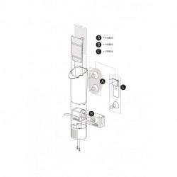 Außenfilter EX 400-1200 Plus Haftsauger