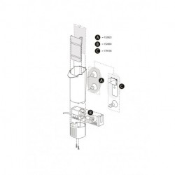 Tetra EasyCrystal FilterBox 600 Haftsauger lang