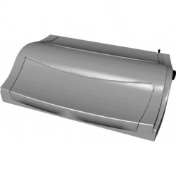 Tetra AquaArt LED 20/30L Cover anthracite