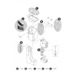 Tetra EasyCrystal FilterBox 600 Filterclip